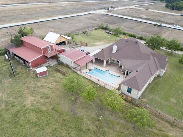 1801 E Farmers Road, Seagoville, TX 75159 (MLS #14343004) :: All Cities USA Realty
