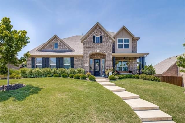 540 Darian Drive, Prosper, TX 75078 (MLS #14343055) :: Real Estate By Design