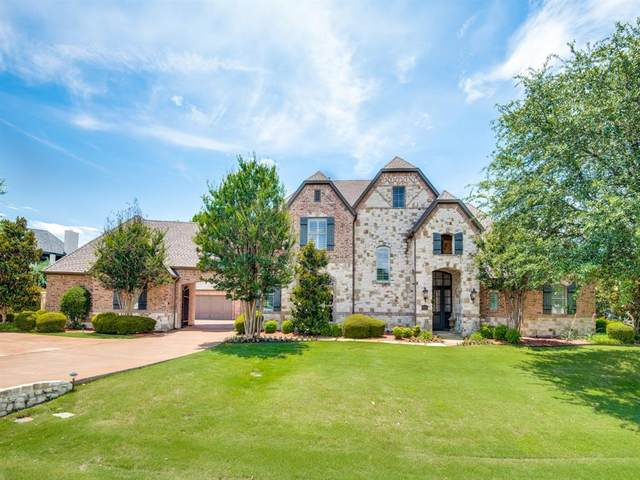 501 Creekside Drive, Mckinney, TX 75071 (MLS #14343109) :: All Cities USA Realty