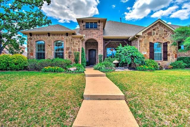 912 Bellstone Drive, Keller, TX 76248 (MLS #14343209) :: The Mauelshagen Group
