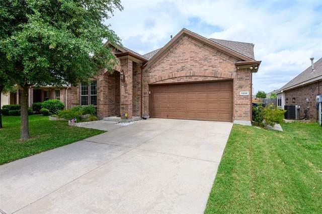 5508 Balmorhea Drive, Denton, TX 76226 (MLS #14343473) :: Real Estate By Design
