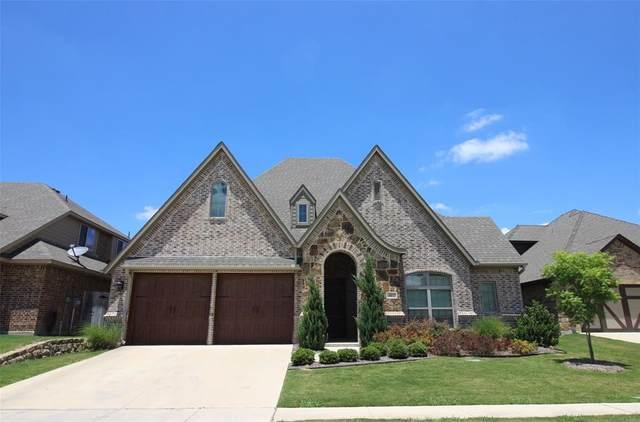 417 Sagebrush Drive, Aledo, TX 76008 (MLS #14343953) :: Potts Realty Group