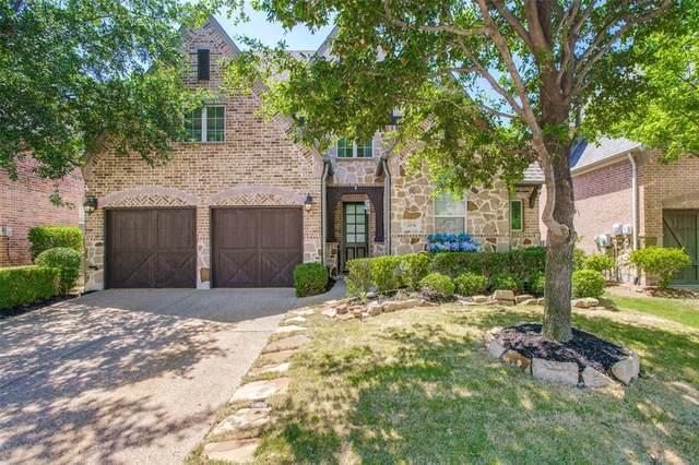 3056 Mitchell Way, The Colony, TX 75056 (MLS #14344455) :: The Kimberly Davis Group