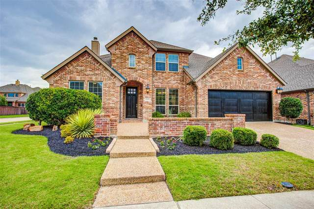 5408 Dimebox Drive, Mckinney, TX 75070 (MLS #14344468) :: Tenesha Lusk Realty Group