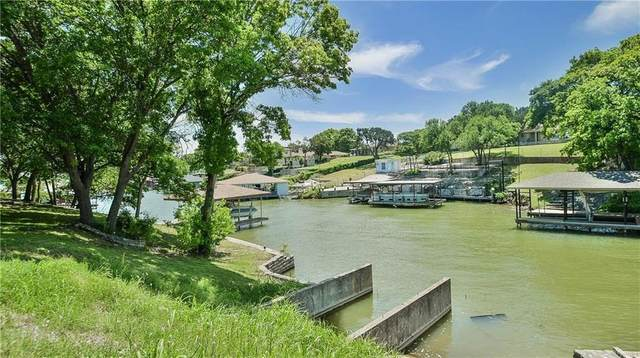 2125 N Rough Creek Court N, Granbury, TX 76048 (MLS #14344558) :: Team Tiller