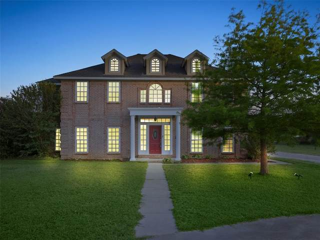 6096 Davis Road, Fort Worth, TX 76140 (MLS #14344746) :: NewHomePrograms.com LLC