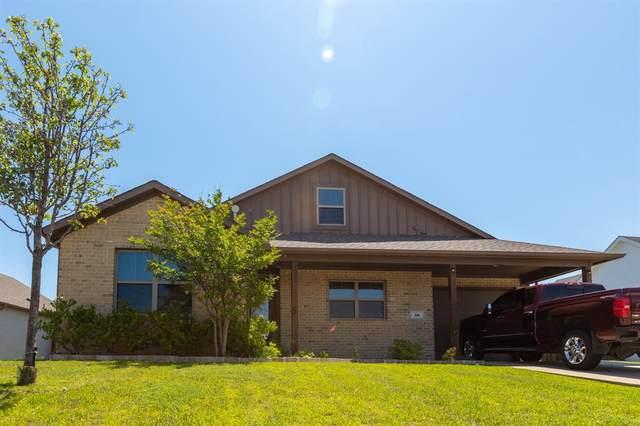 28 Heron Drive, Sanger, TX 76266 (MLS #14344846) :: The Rhodes Team