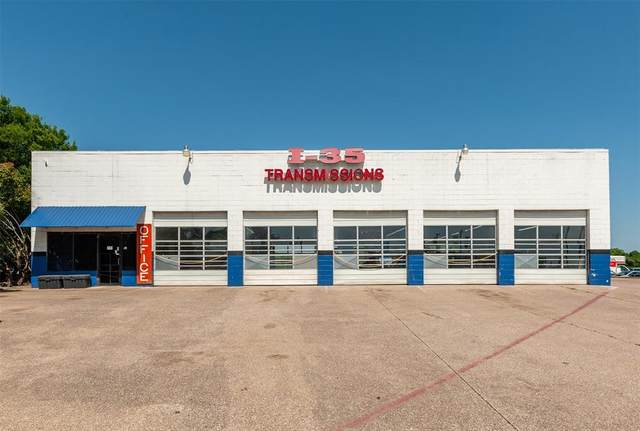 1462 N Interstate 35 E, Lancaster, TX 75134 (MLS #14344942) :: The Kimberly Davis Group