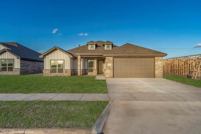 7409 Wildflower Way, Abilene, TX 79602 (MLS #14345110) :: The Mauelshagen Group