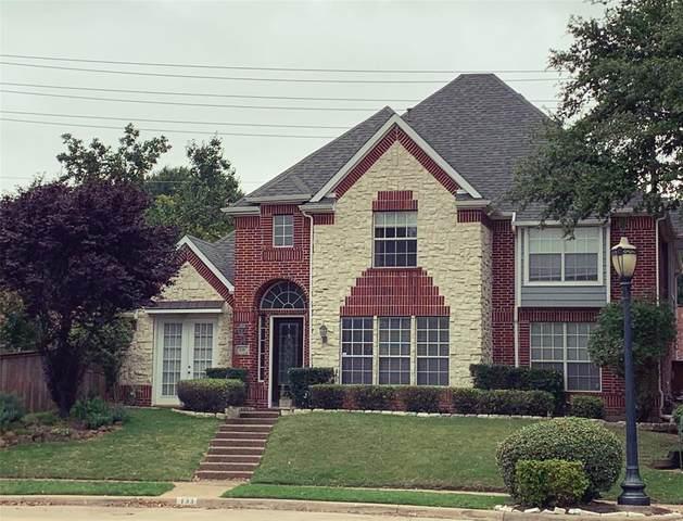 133 Bricknell Lane, Coppell, TX 75019 (MLS #14345461) :: Team Tiller