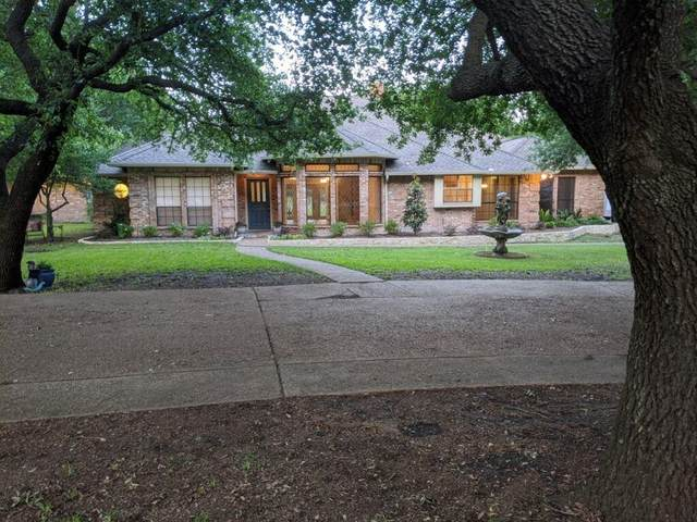 108 E Fork Road, Sunnyvale, TX 75182 (MLS #14345479) :: Tenesha Lusk Realty Group