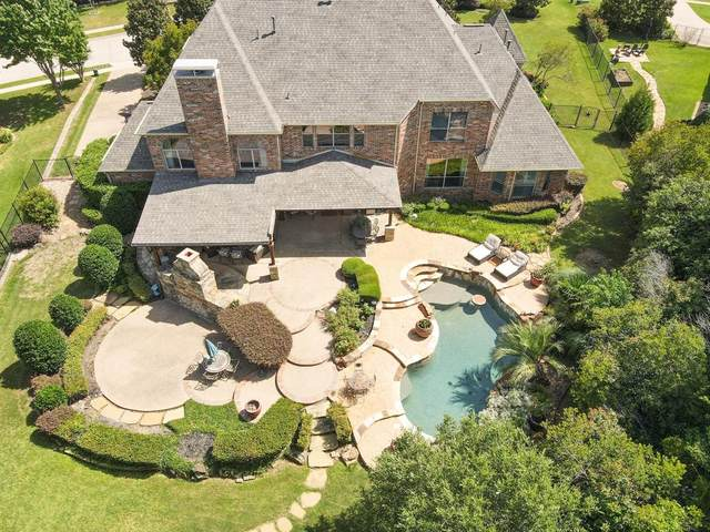 3416 Pheasant Court, Flower Mound, TX 75022 (MLS #14345548) :: Real Estate By Design