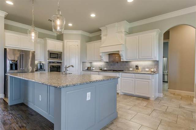 219 Parc Oaks Drive, Aledo, TX 76008 (MLS #14345656) :: Potts Realty Group