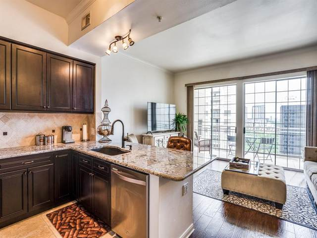 3225 Turtle Creek Boulevard #1135, Dallas, TX 75219 (MLS #14345712) :: The Mitchell Group