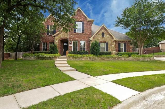 5240 Ponder Street, Fort Worth, TX 76244 (MLS #14345778) :: Tenesha Lusk Realty Group