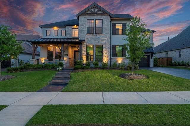731 Star Meadow Drive, Prosper, TX 75078 (MLS #14345994) :: The Kimberly Davis Group