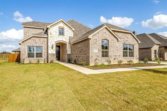 1917 Manzana Way, Burleson, TX 76028 (MLS #14346017) :: Real Estate By Design