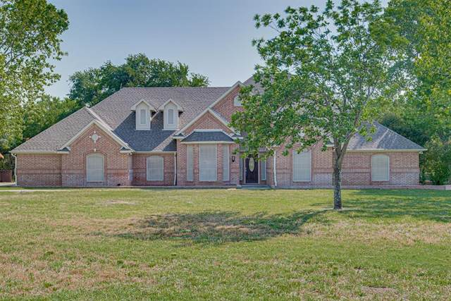 1823 Circleview Drive, Weatherford, TX 76087 (MLS #14346542) :: The Paula Jones Team | RE/MAX of Abilene