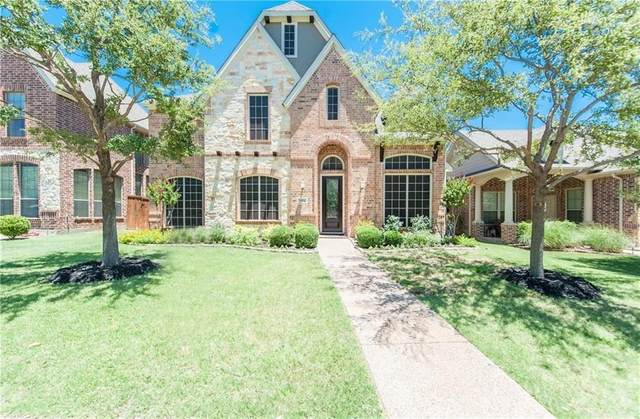 5854 Country View Lane, Frisco, TX 75036 (MLS #14346843) :: Real Estate By Design