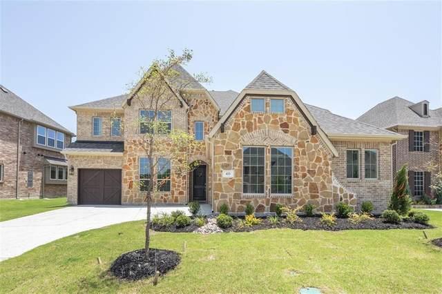 433 Montrose Drive, Rockwall, TX 75087 (MLS #14347090) :: Team Tiller