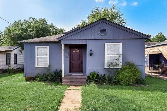 2212 Lea Crest Drive, Dallas, TX 75216 (MLS #14347139) :: The Good Home Team