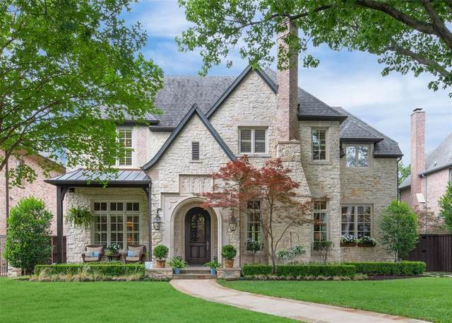 3205 Wentwood Drive, University Park, TX 75225 (MLS #14347140) :: HergGroup Dallas-Fort Worth