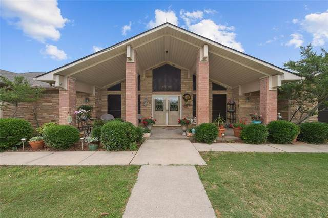 10866 Strittmatter Road, Pilot Point, TX 76258 (MLS #14347468) :: Team Tiller