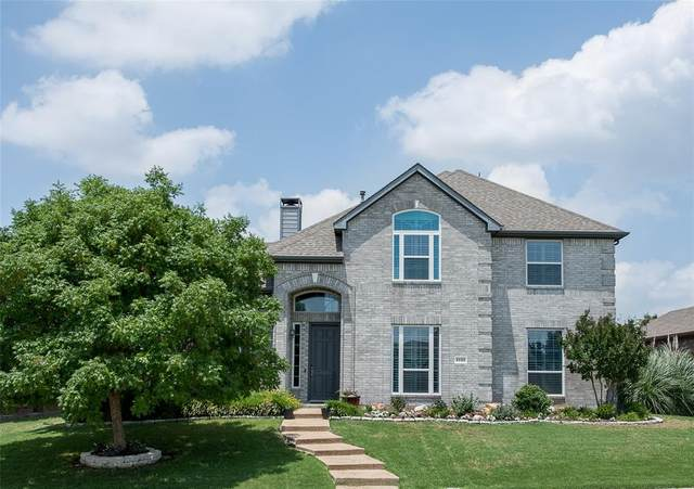 1721 Teakwood Drive, Wylie, TX 75098 (MLS #14347641) :: The Chad Smith Team