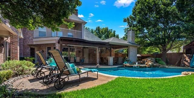 6343 Haley Way, Frisco, TX 75034 (MLS #14347694) :: Robbins Real Estate Group