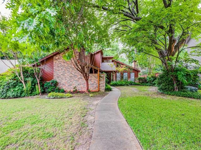 1704 Woodoak Drive, Richardson, TX 75082 (MLS #14347861) :: The Good Home Team