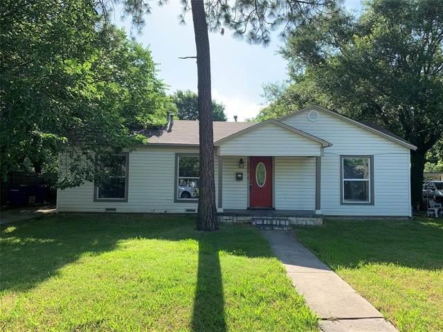 1806 Willow Road, Carrollton, TX 75006 (MLS #14347884) :: The Good Home Team