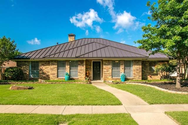 1630 Oak Creek Drive, Lewisville, TX 75077 (MLS #14347890) :: Frankie Arthur Real Estate