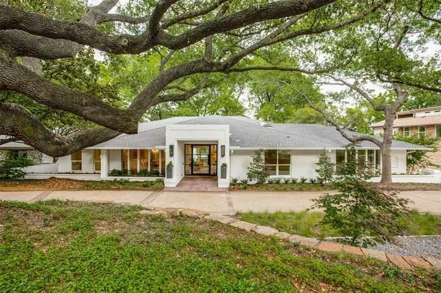 7557 Benedict Drive, Dallas, TX 75214 (MLS #14347929) :: The Heyl Group at Keller Williams