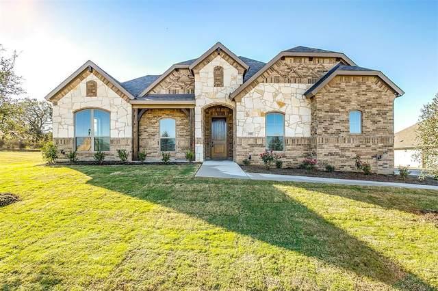 1952 Manzana Way, Burleson, TX 76028 (MLS #14347970) :: Real Estate By Design