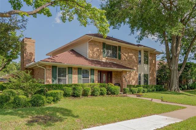 3624 Greenway Drive, Bedford, TX 76021 (MLS #14348240) :: The Chad Smith Team