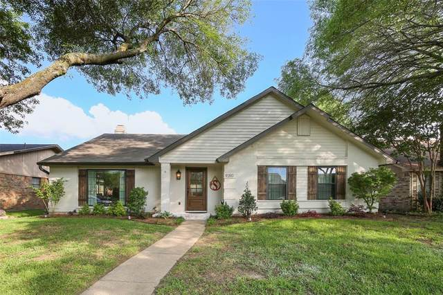 9310 Grant Drive, Rowlett, TX 75088 (MLS #14348431) :: The Chad Smith Team