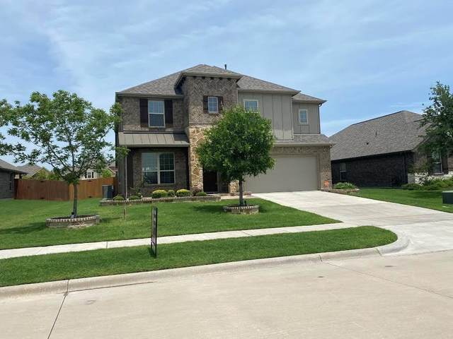 5720 Fremont Drive, Mckinney, TX 75071 (MLS #14348434) :: All Cities USA Realty