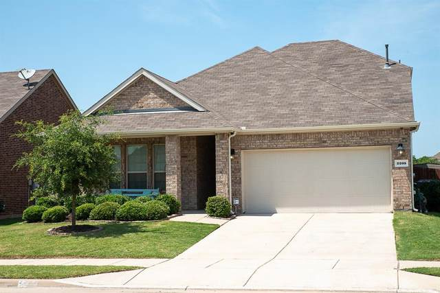 2205 Michelle Creek Drive, Little Elm, TX 75068 (MLS #14348636) :: Trinity Premier Properties