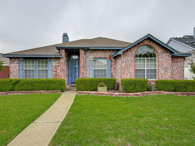 4125 Gardner Drive, The Colony, TX 75056 (MLS #14348713) :: The Heyl Group at Keller Williams