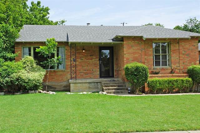 2647 Burlington Boulevard, Dallas, TX 75211 (MLS #14348719) :: All Cities USA Realty