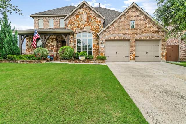 737 Sleepy Creek Drive, Frisco, TX 75036 (MLS #14349074) :: Real Estate By Design