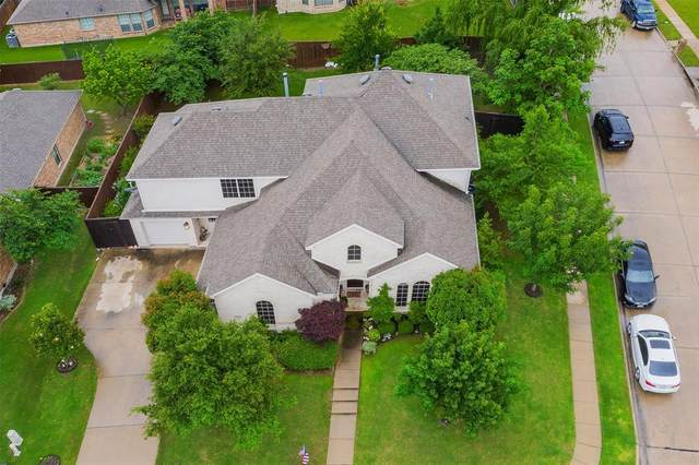 1002 Ranger Road, Forney, TX 75126 (MLS #14349101) :: The Kimberly Davis Group