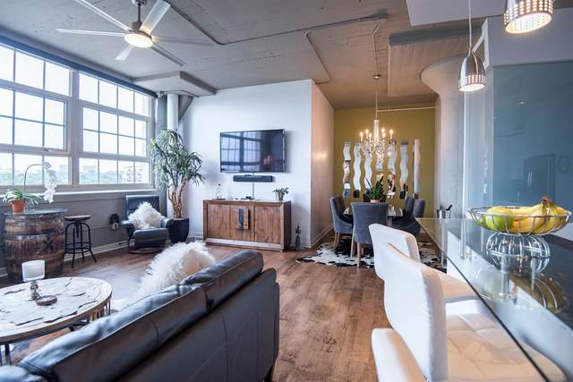2600 W 7th Street #2446, Fort Worth, TX 76107 (MLS #14349143) :: The Mitchell Group