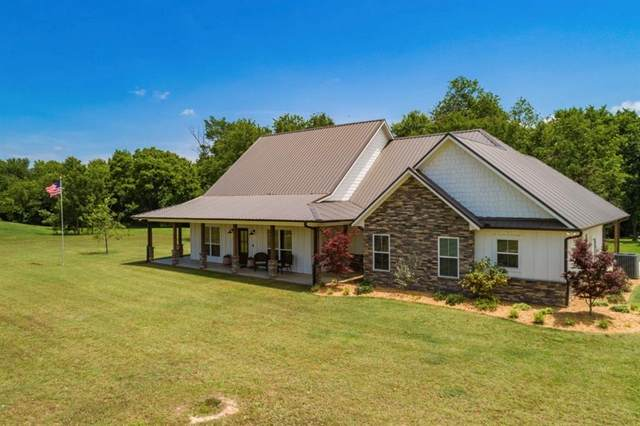 849 County Road 1040, Cooper, TX 75432 (MLS #14349424) :: The Mitchell Group