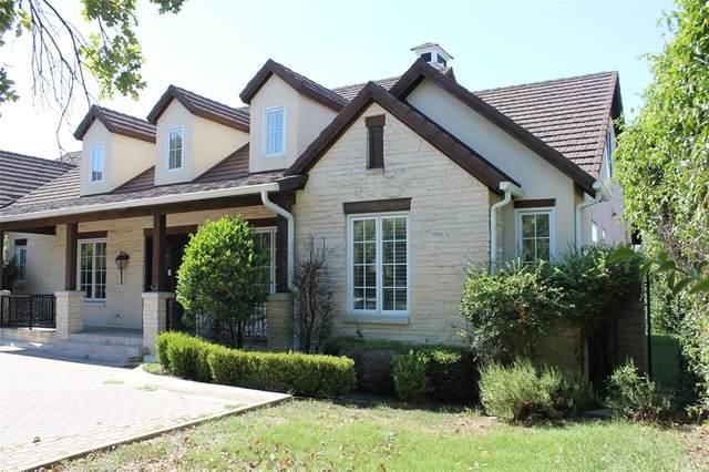1603 Cottonwood Valley Circle, Irving, TX 75038 (MLS #14349492) :: NewHomePrograms.com LLC