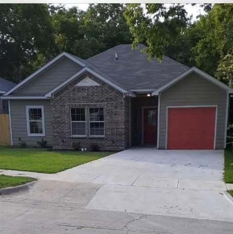 1629 Grinnell Street, Dallas, TX 75216 (MLS #14349648) :: The Heyl Group at Keller Williams