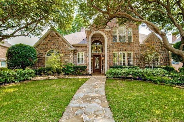 5968 Tipperary Drive, Plano, TX 75093 (MLS #14349921) :: Team Tiller