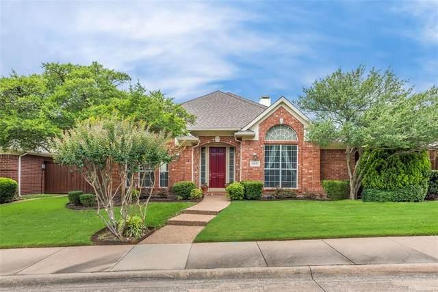 14637 Vintage Lane, Addison, TX 75001 (MLS #14350309) :: The Kimberly Davis Group