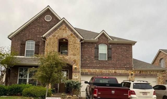 14705 Riverside Drive, Little Elm, TX 75068 (MLS #14350366) :: Real Estate By Design