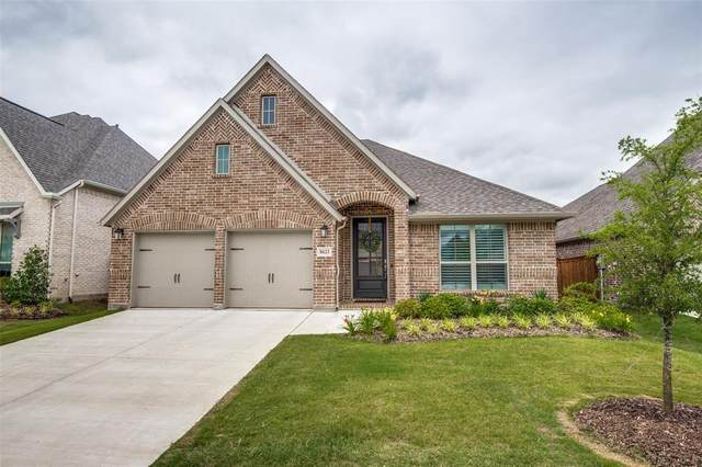8621 Lake Arrowhead Trail, Mckinney, TX 75071 (MLS #14350395) :: NewHomePrograms.com LLC